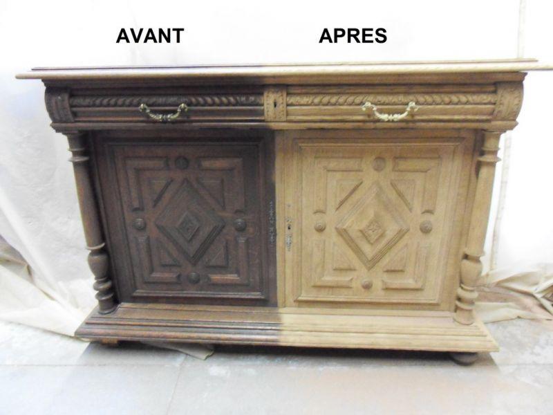 eclaircir un meuble en bois. Black Bedroom Furniture Sets. Home Design Ideas